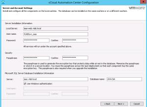 11. ModelManagerData Account settings