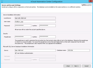11. ModelManagerData Account settings