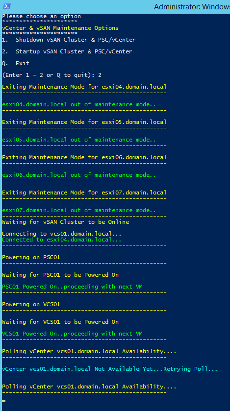 PowerCli – LifeOfBrianOC